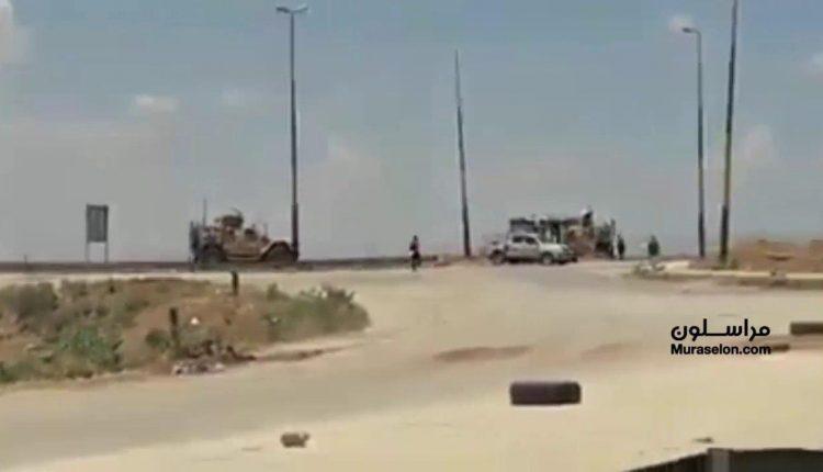 Photo of بالفيديو .. الجيش السوري يجبر رتل أمريكي في القامشلي على التراجع