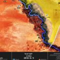 إحباط هجوم لداعش قرب البوكمال ( خريطة )