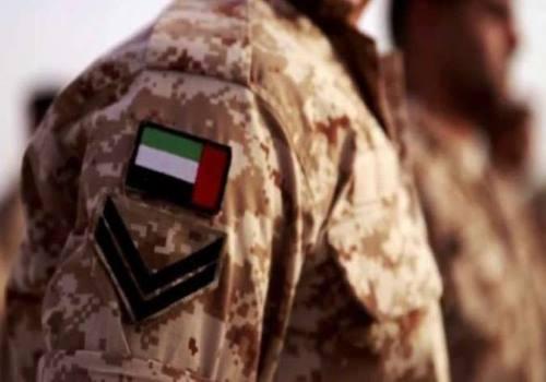 Photo of الإمارات تعلن مقتل 4 من جنودها في اليمن
