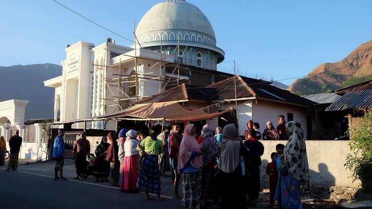 Photo of زلزال مدمر يضرب إندونيسيا