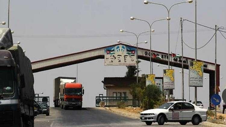 Photo of النقل الأردني مستعد لاستئناف التبادل التجاري مع سوريا