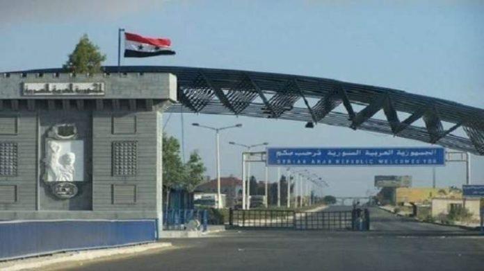 "Photo of سوريا تبلغ لبنان: ""معبر نصيب"" لن يفتح إلا بطلب رسمي من الحكومة اللبنانية"