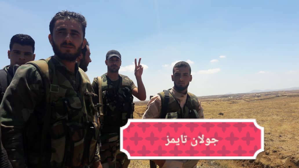 Photo of Syrian Army liberates 21 villages and farms in Daraa and Quneitra countryside amid collapse in terrorists' ranks