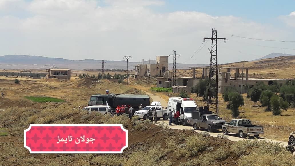 Photo of بدء خروج مسلحي ريف القنيطره الى ادلب