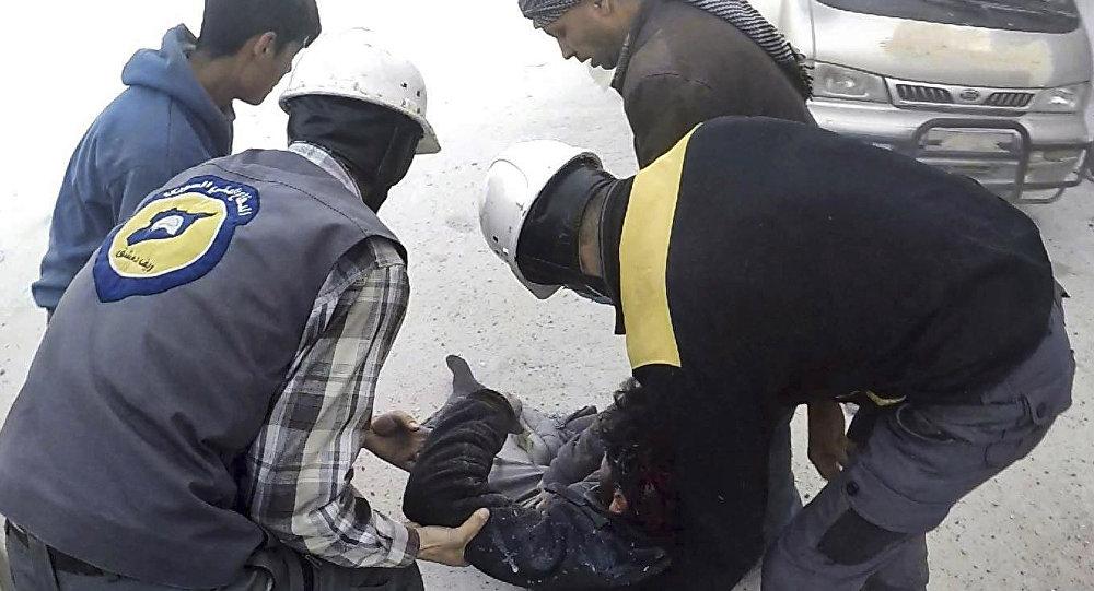 "Photo of سوريا تدين إجلاء ""الخوذ البيضاء"" وتصفها بأنها عملية إجرامية نفذتها إسرائيل وأدواتها"