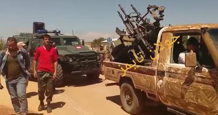 Photo of استكمال تسلم أسلحة المجموعات الإرهابية المسلحة للجيش في القنيطرة (فيديو)