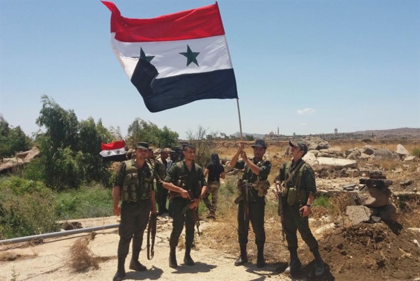 "Photo of بزيارة هي الأولى من نوعها.. ""قسد"" تزور دمشق"