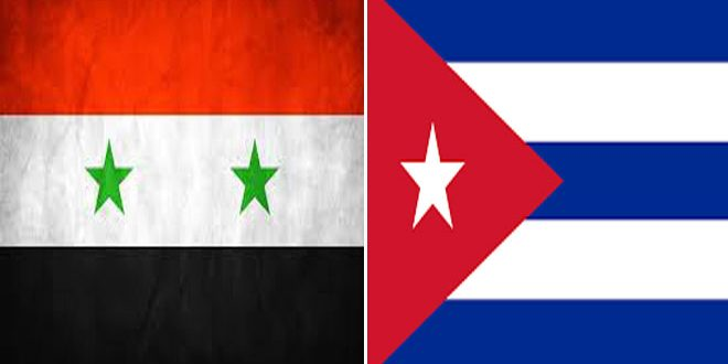 Photo of Cuban Communist Party official: Cuba will strongly support anything that would strengthen relations with Syria