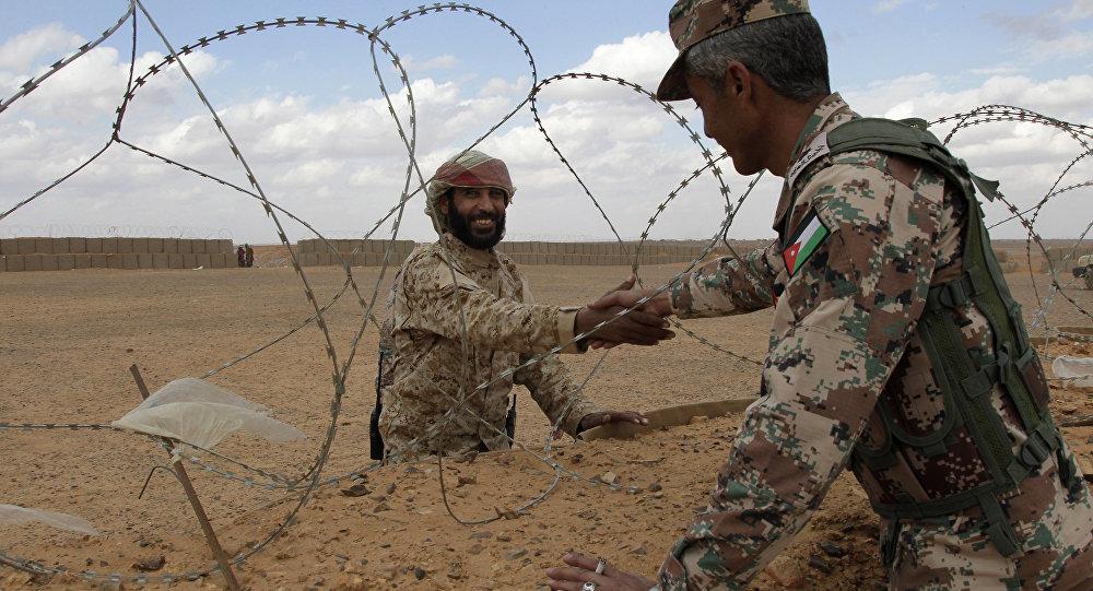 Photo of الأردن يعترف بوجود إرهابيين بين الفارين من أرياف درعا إلى الحدود