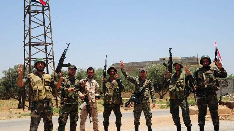 Photo of Syrian Army establishes control over Um al-Mayazen town in Daraa eastern countryside