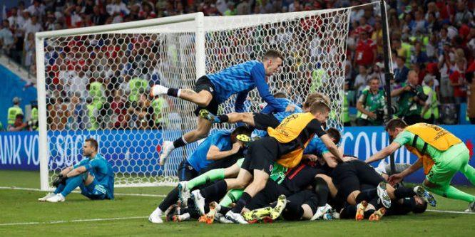 كرواتيا تتأهل للمربع الذهبي بعد الفوز على روسيا بركلات الترجيح