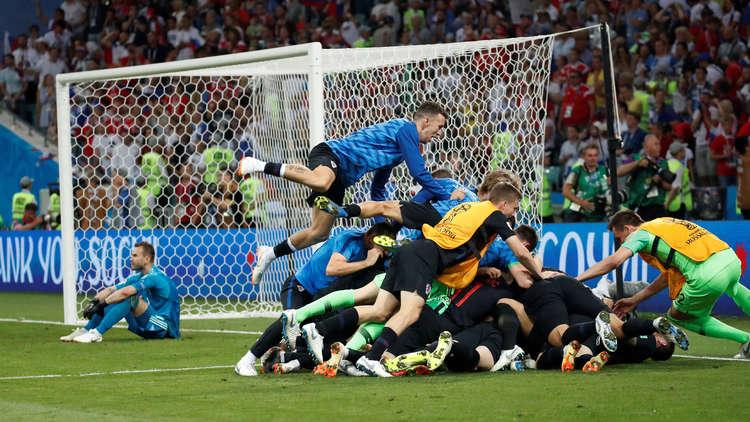 Photo of كرواتيا تتأهل للمربع الذهبي بعد الفوز على روسيا بركلات الترجيح