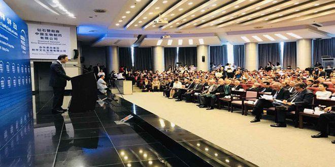 Photo of بكين تؤكد على أهمية العمل السياسي لإنهاء الأزمة بسوريا