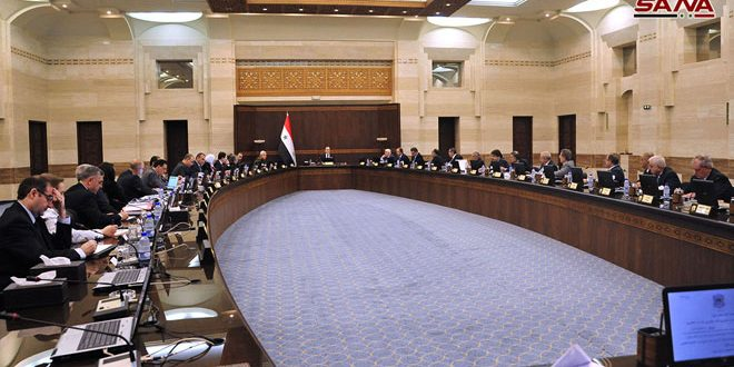 Photo of Cabinet approves services plan for areas liberated from terrorism in the south