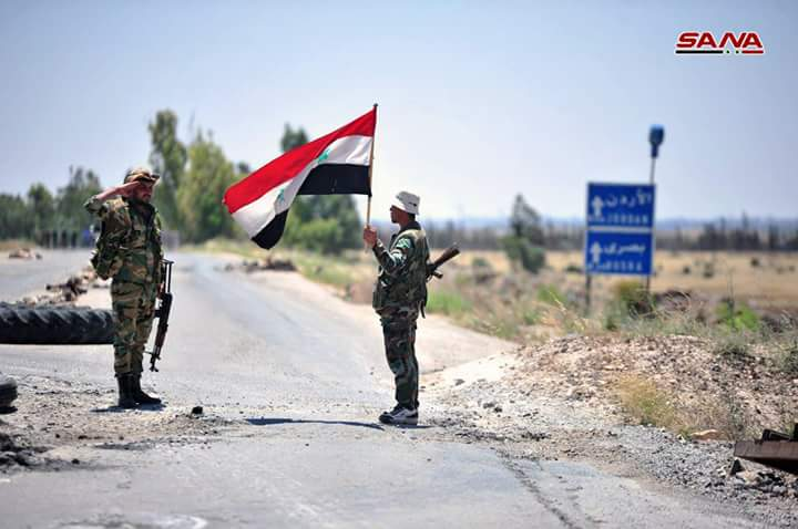 Photo of رويترز تعترف بتقدّم الجيش بدرعا