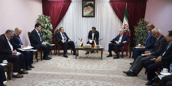 Photo of Syria, Iran discuss bolstering scientific cooperation