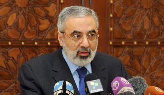 """Photo of وزير الإعلام السابق """"عمران الزعبي"""" بذمة الله"""