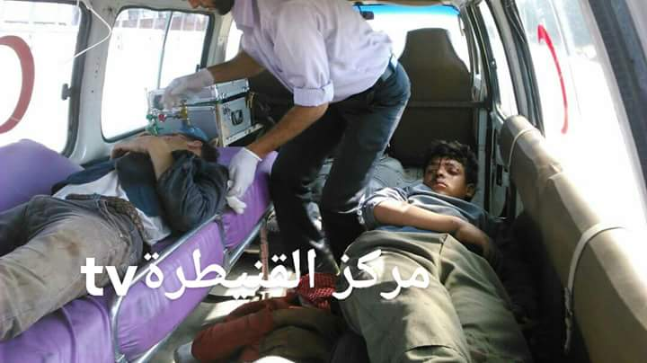 Photo of Two civilians martyred, 4 injured by IED left behind by terrorists in Damascus Countryside