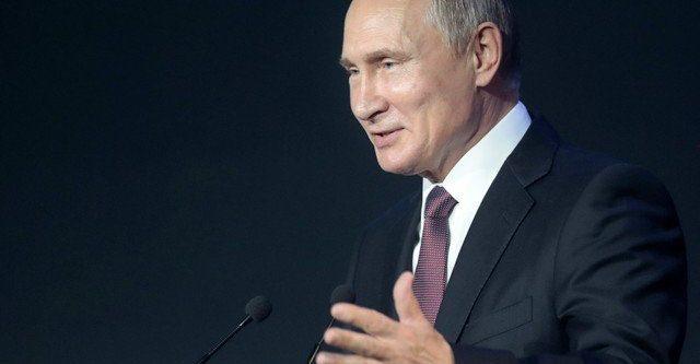 بوتين فخور بالفريق الروسي رغم وداع المونديال