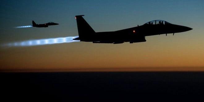 """Photo of مجزرة جديدة لطيران """"التحالف الدولي"""" بريف دير الزور"""