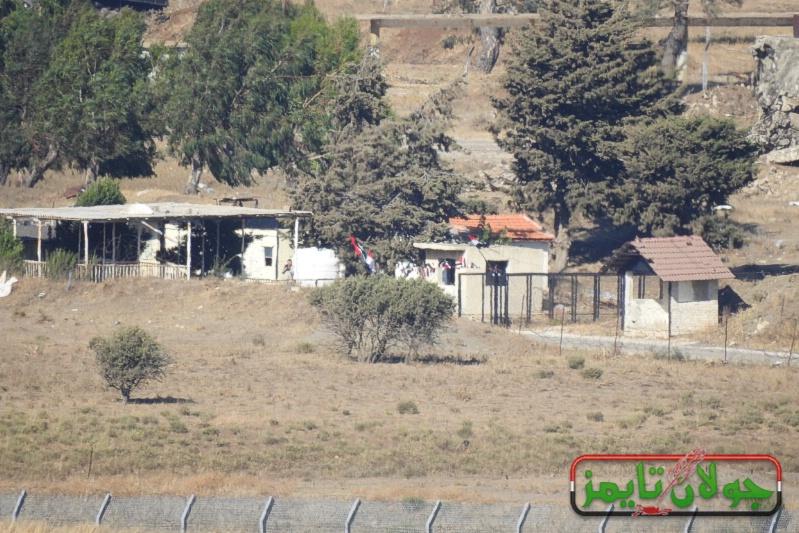 Photo of Syrian Army enters al-Hamidiya village in Quneitra