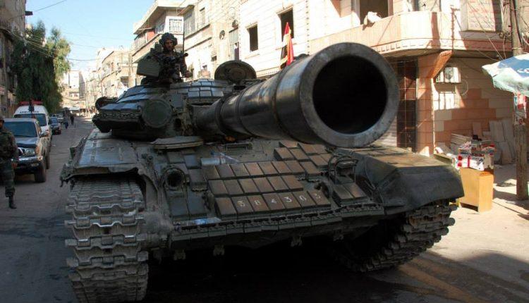 Photo of روسيا تكشف عن وجهة الجيش القادمة بعد تحرير درعا