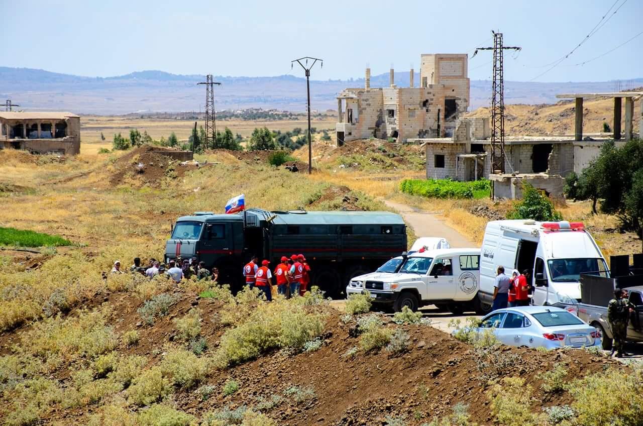 Photo of ترحيل 1066 إرهابياً و1700 من عائلاتهم من ريف القنيطرة إلى إدلب