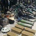 العثور على أسلحة أمريكية وفرنسية الصنع بقرى درعا المحررة