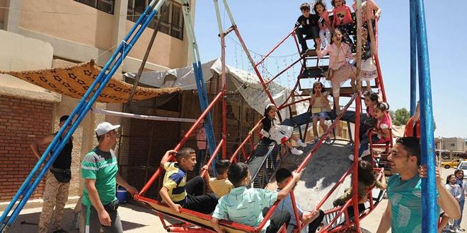 Photo of شجار يتطور لاستخدام قنابل حربية .. خلاف على فتاة بين شابين يوقع 58 إصابة في دمشق