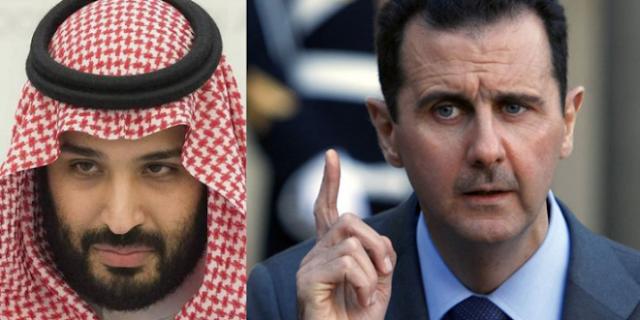 Photo of عرض سعودي «جديد» للرئيس الأسد