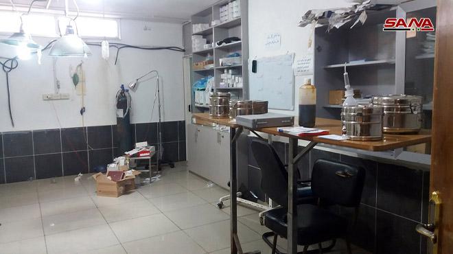 Photo of بالصور – العثور على أجهزة طبية متطورة بريف القنيطرة