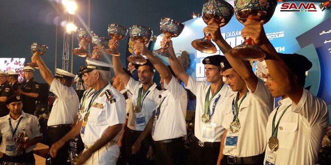 Photo of سوريا تٌحرز المركز الثالث ببطولة الغوص بإيران