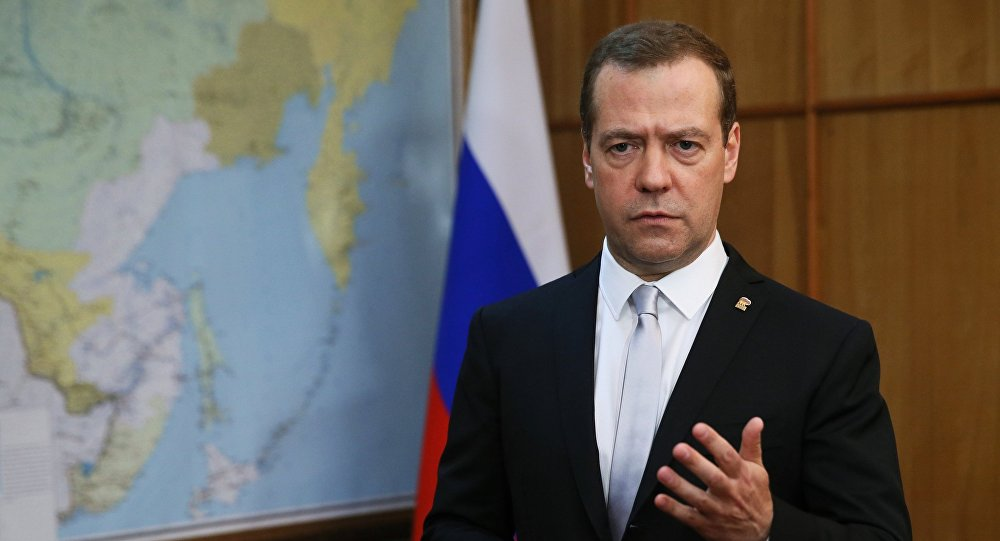 Photo of ميدفيديف: تشديد العقوبات ضد روسيا يمكن اعتبارها إعلان حرب اقتصادية