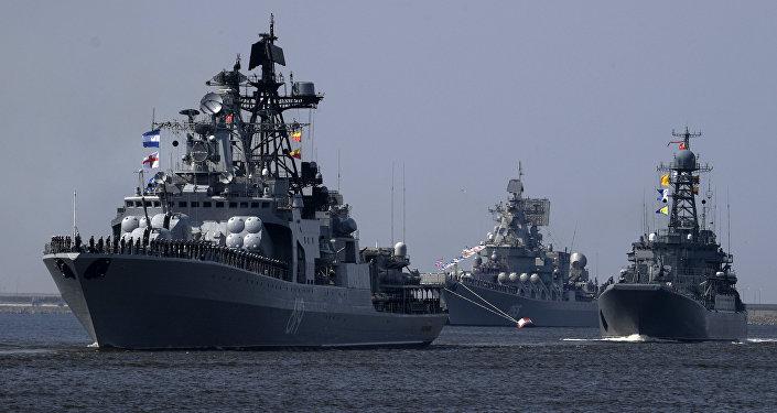 Photo of 26 سفينة حربية تشارك بمناورات الأسطول البحري الروسي في المتوسط