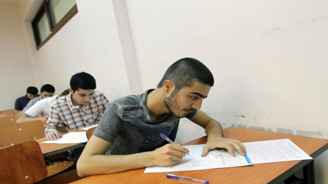 Photo of About 600 thousand university students start taking second term exams