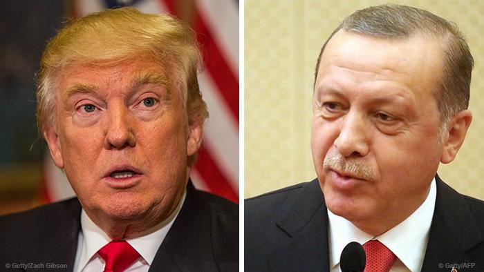 Photo of ترامب يستبعد تقديم تنازلات لتركيا في قضية القس الأمريكي المحتجز