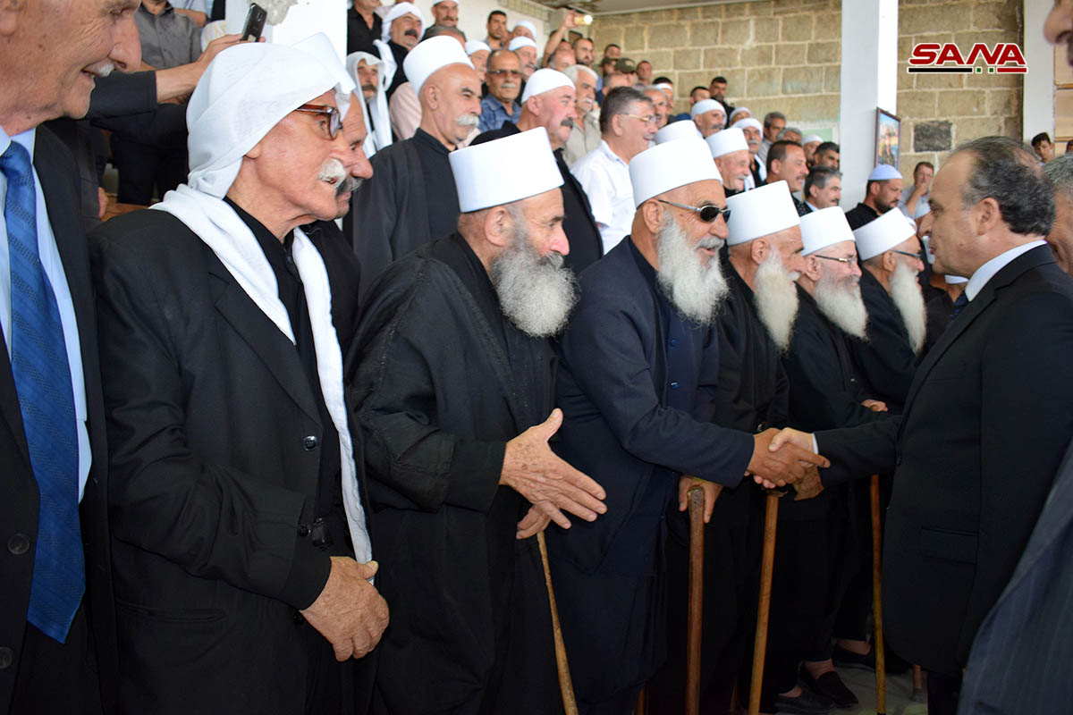 "Photo of الحكومة تخصص 200 مليون ليرة لبلدة ""حضر"""