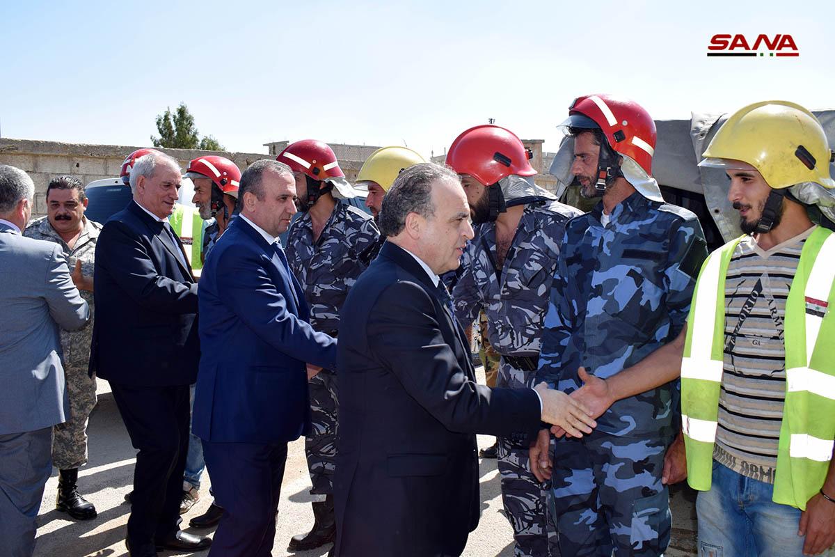 """Photo of """"رئيس الحكومة"""" يزور القنيطرة لوضع خطة تنمية شاملة"""