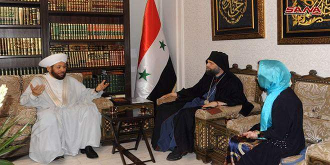 Photo of Grand Mufti: Syria is fighting terrorism on behalf of the world