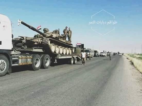 Photo of أرتال عسكرية ضخمة تنذر بعاصفة عاتية بـ ادلب
