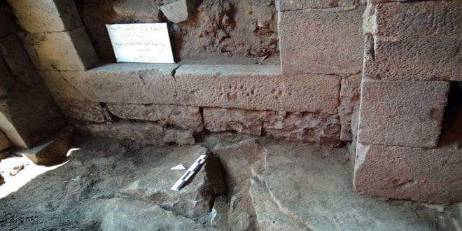 Photo of New archeological findings at Great Church site in Sweida dating back to classical eras