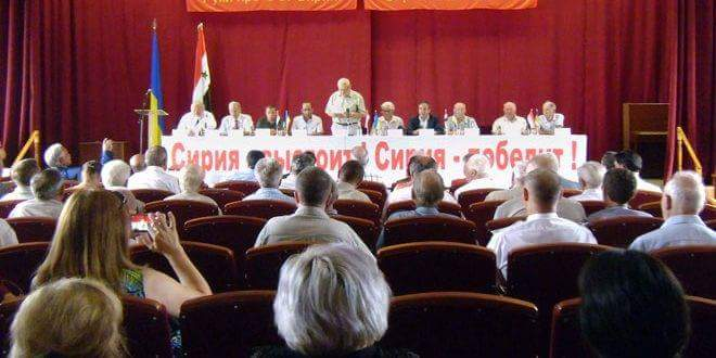 Photo of Syrian-Ukrainian Friendship Association: Resilience of Syria foiled conspiracy on it