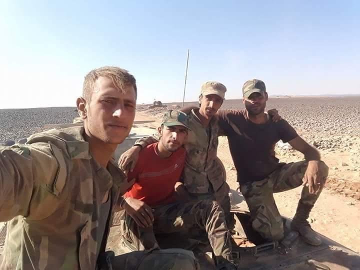 Photo of Syrian Army advances in depth of Sweida Badyia