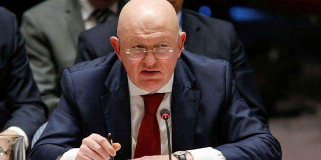 Photo of Nebenzia: Foreign security agencies arm Daesh in Syria