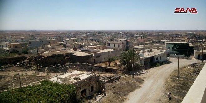 Photo of بدء عودة المهجرين إلى قرية نامر بريف درعا