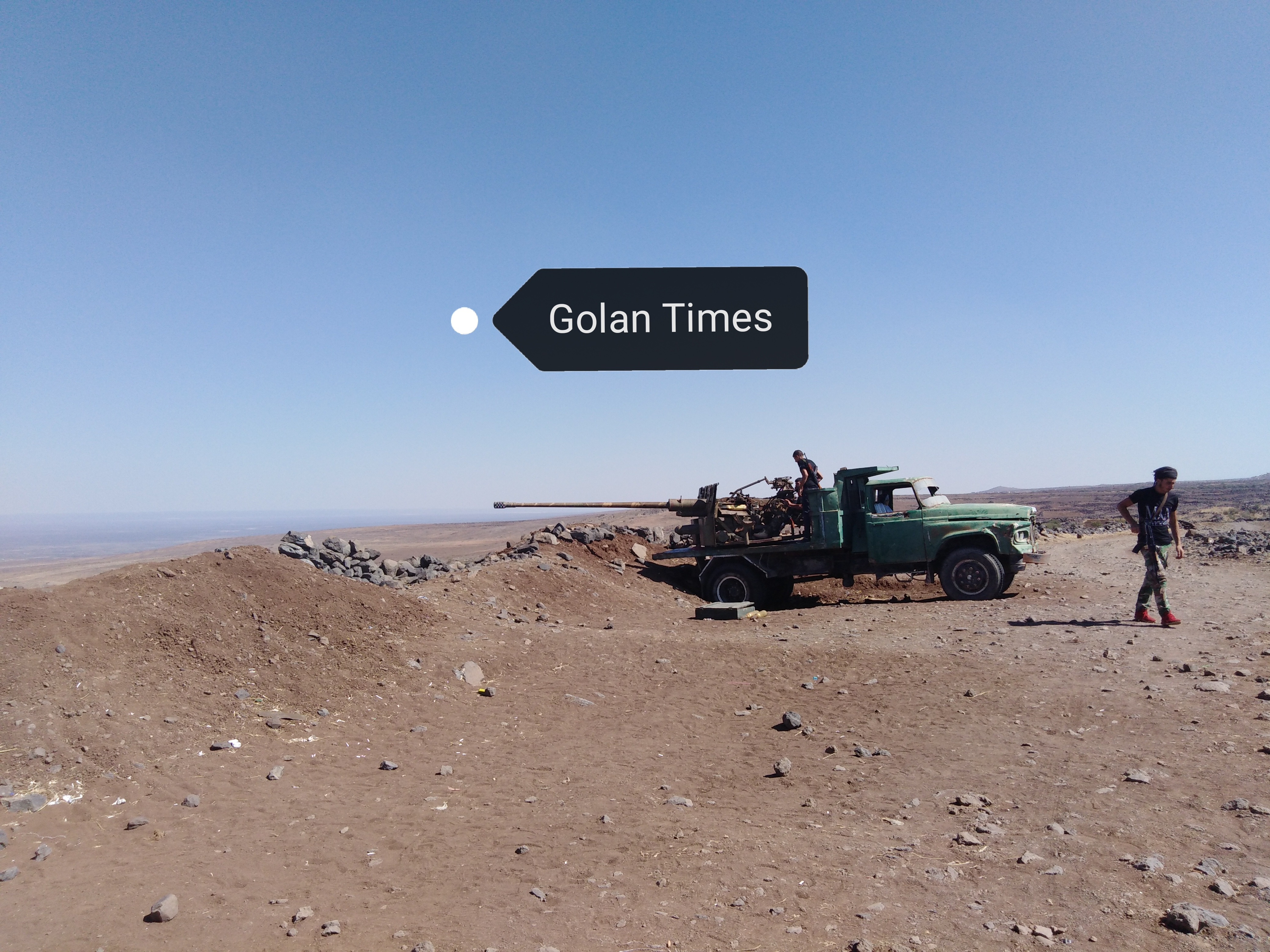 Photo of Syrian Army establishes control over more areas in Sweida countryside