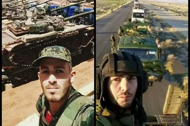 Photo of بالفيديو- تعزيزات عسكرية ضخمة تتجه لجبهة ادلب