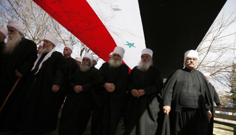 Photo of جهاد الأطرش لجنبلاط: اتركنا وشأننا