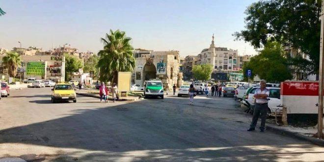 Photo of دمشق القديمة ومداخل باب توما.. بلا حواجز