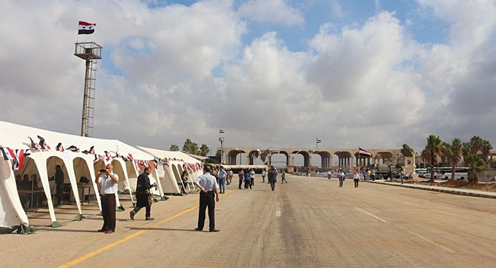 Photo of الأردن يريد فتح الحدود مع سوريا